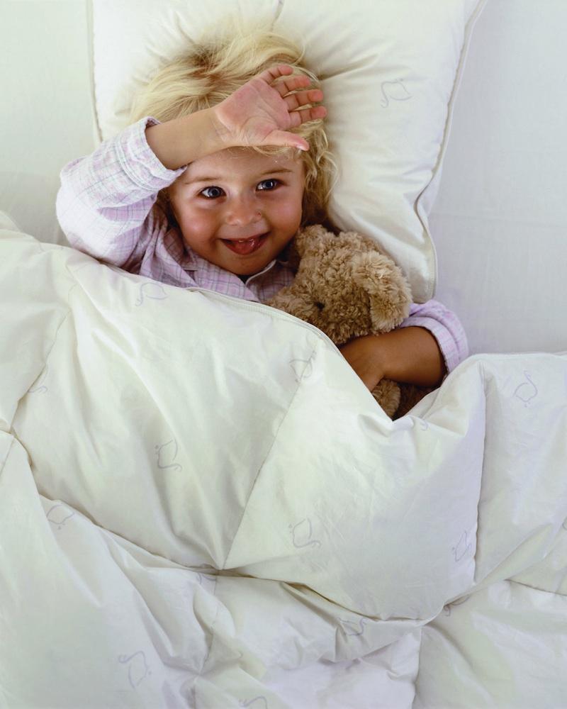 Детское пуховое одеяло Kiddy Junior - fioridivenezia.ru