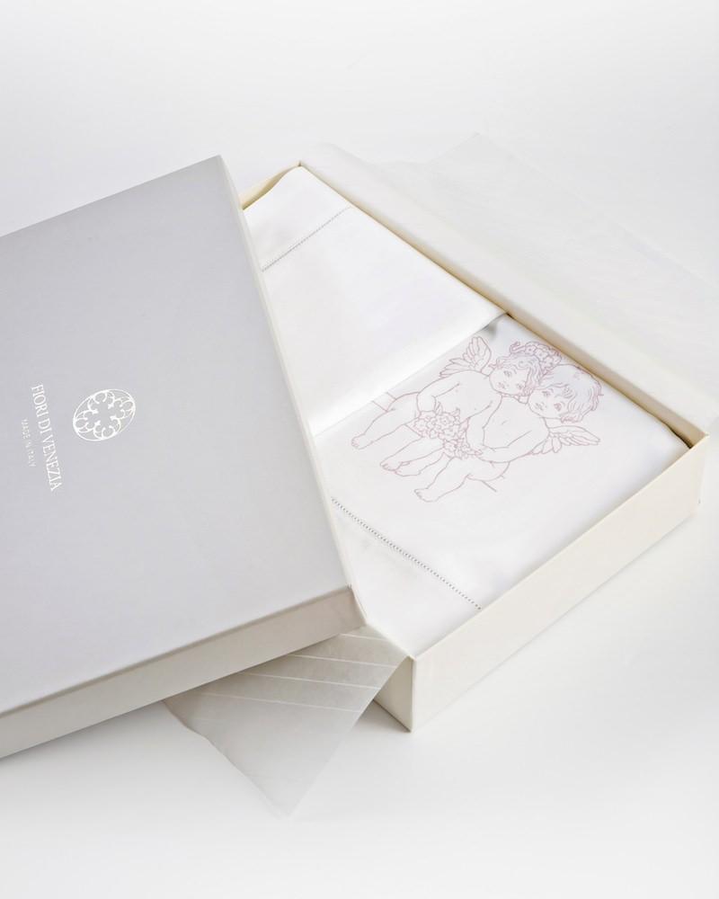 Комплект детского постельного белья в коробке Angel Love Lilla - fioridivenezia.ru