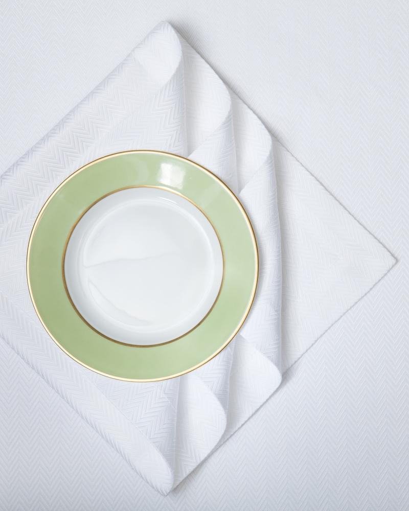 Салфетка Milano Bianco, состав 100% - fioridivenezia.ru