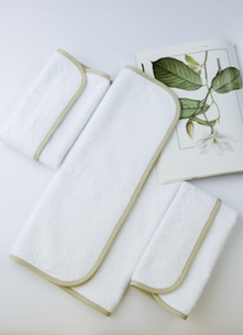 Полотенца Fiori Bianco