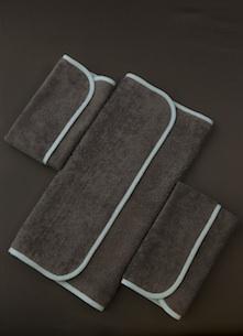 Полотенца Fiori Chocolat