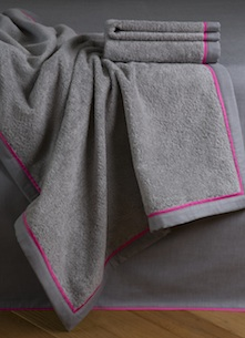 Полотенца 4 штуки Gala Pink