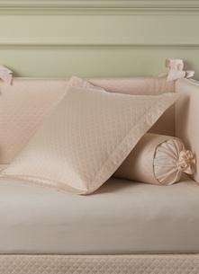Декоративная подушка и валик Solo Rosa