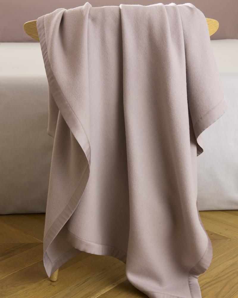 Плед из тибетской шерсти Lana Onion - fioridivenezia.ru