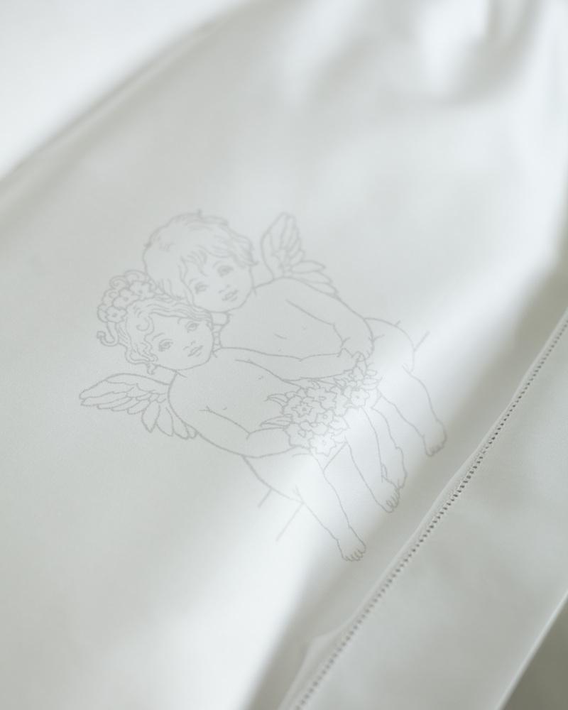 Комплект детского постельного белья Angel Love Grey - fioridivenezia.ru