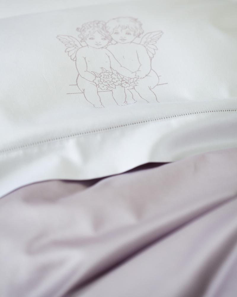 Комплект детского постельного белья Angel Love Lilla  - fioridivenezia.ru