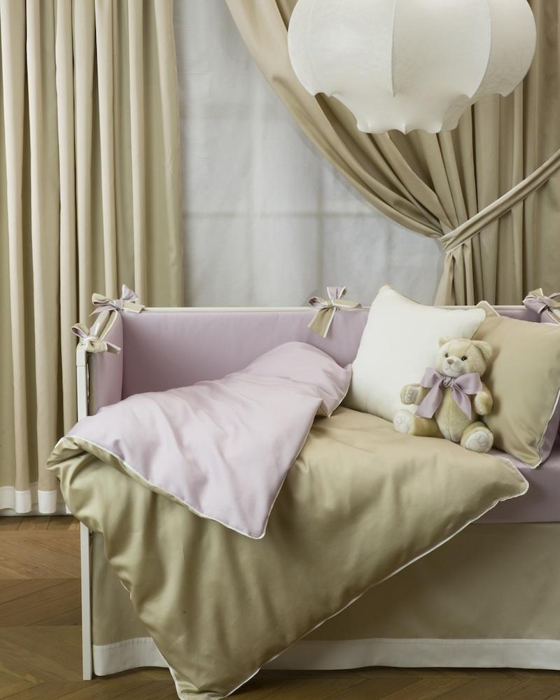 Комплект детского постельного белья Bon Ton Sable - fioridivenezia.ru