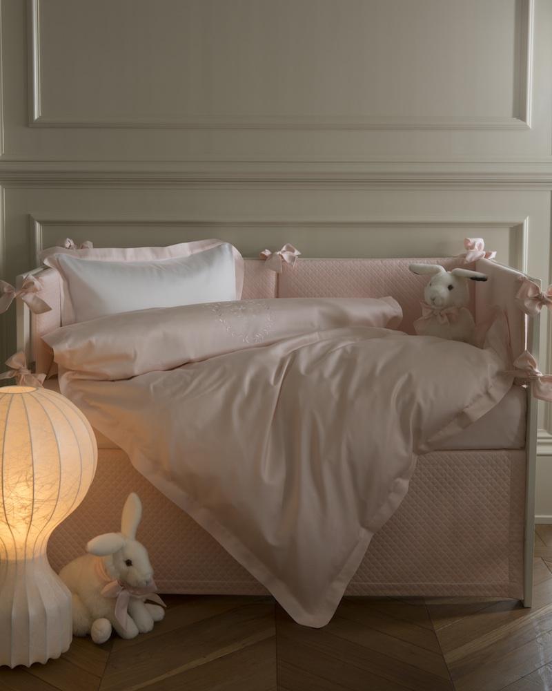 Комплект детского постельного белья Perla Rosa - fioridivenezia.ru
