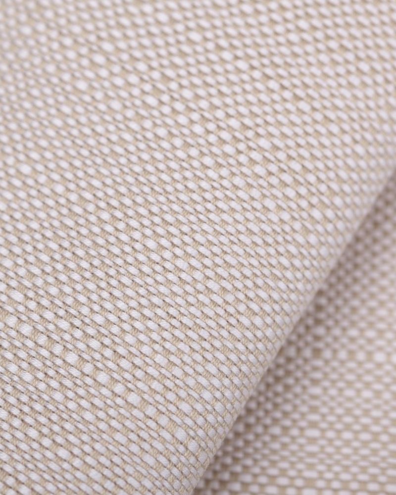 Ткань Salerno - цвет Sahara, кантик Sable, состав хлопок 100%
