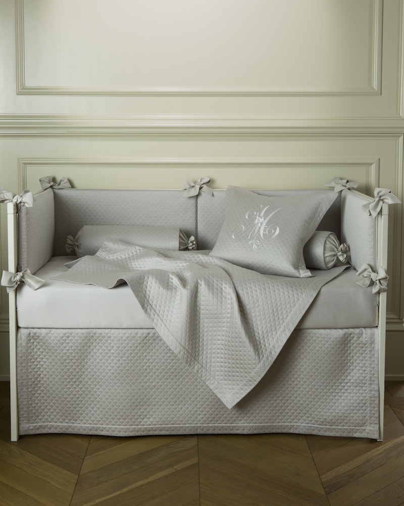 Юбка для кроватки Solo Ombra - fioridivenezia.ru