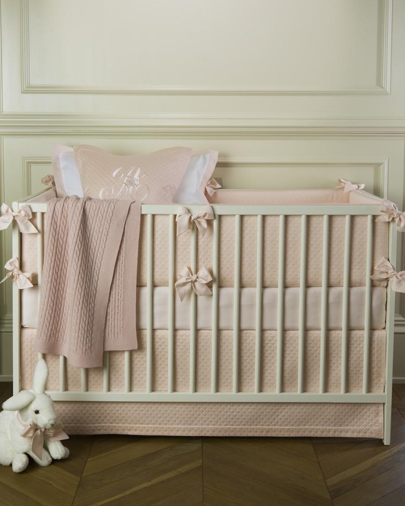 Юбка для кроватки Solo Rosa - fioridivenezia.ru