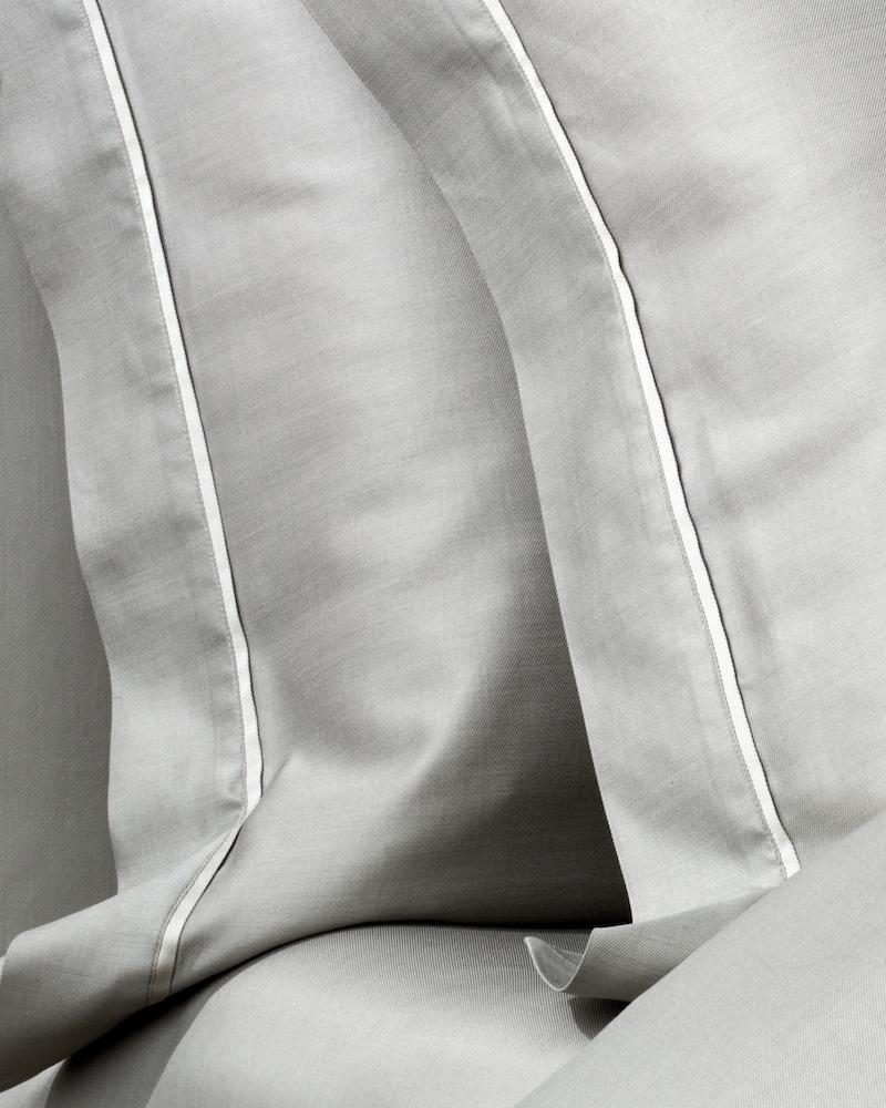 Комплект элитного постельного белья Canaletto Argento - наволочка - fioridivenezia.ru