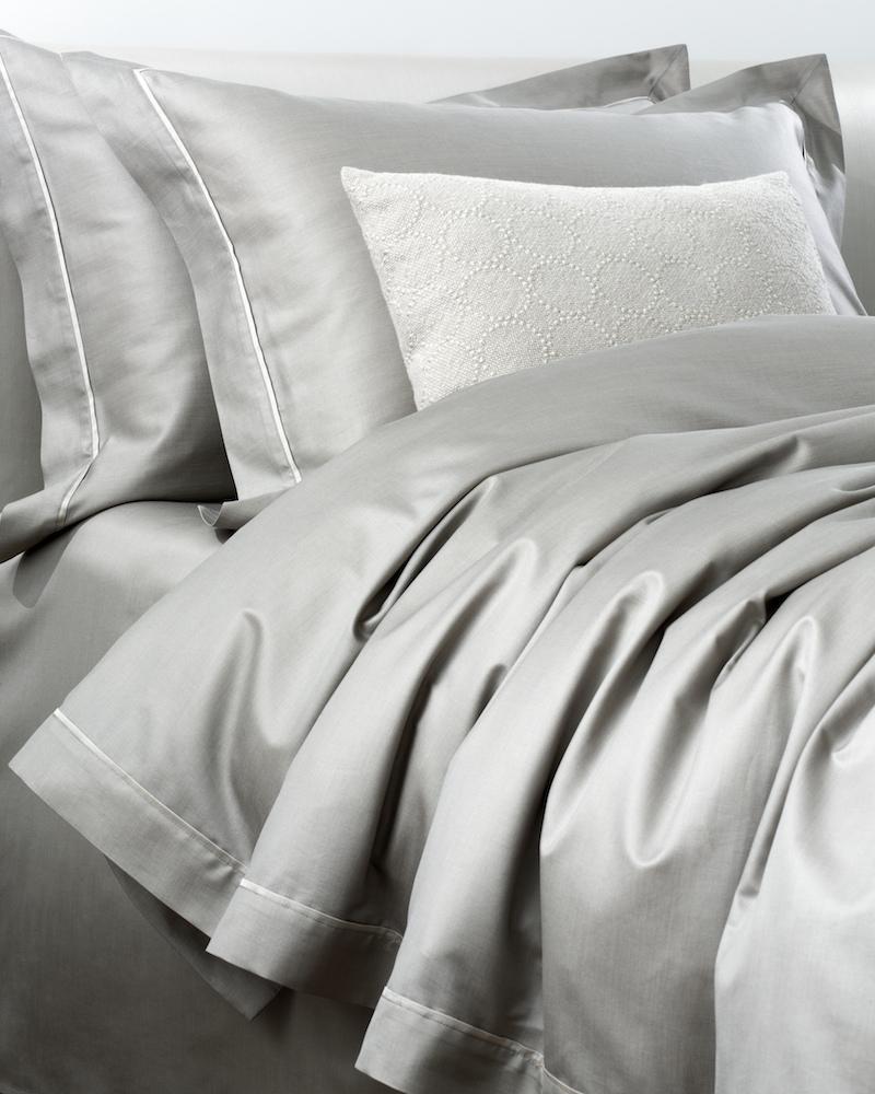 Комплект элитного постельного белья Canaletto Argento - fioridivenezia.ru