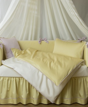 Коллекция текстиля для детской Candy Lemon - fioridivenezia.ru