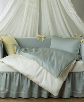 Коллекция текстиля для детской Candy Mint - fioridivenezia.ru