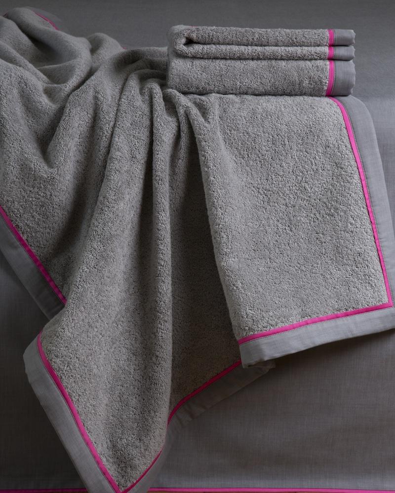 Набор полотенец Gala Pink - fioridivenezia.ru