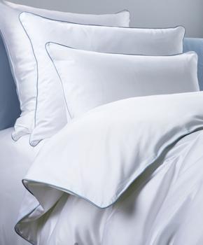 Комплект постельного белья Lion, цвет Sion/сероголубой, состав хлопок 100%