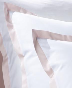 Наволочка - Комплект постельного белья Canonica, цвет Rosemary/роза, состав хлопок 100%