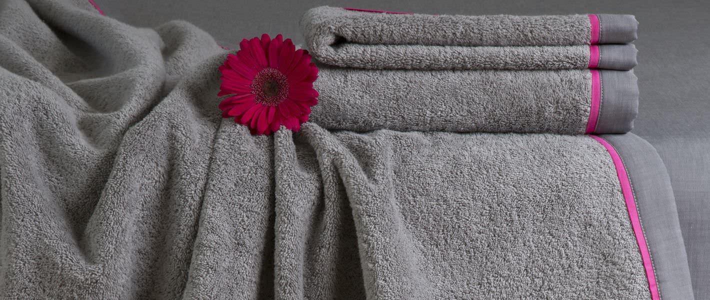 Комплект махровых полотенец Gala Pink - fioridivenezia.ru