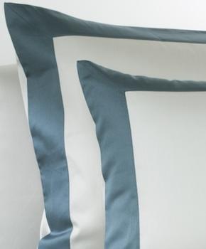 Наволочка - Комплект постельного белья Ariano, цвет Mare, состав хлопок 100%