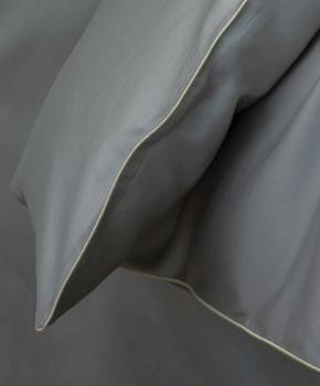 Пододеяльник - Комплект постельного белья Lorenzo, цвет Griggio, состав хлопок 100%