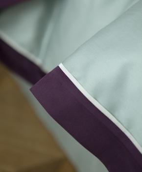 Пододеяльник - Комплект постельного белья Murano, цвет Rubino, состав хлопок 100%
