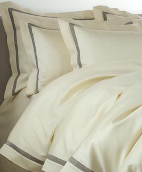 пошив комплекта постельного белья cristina panna