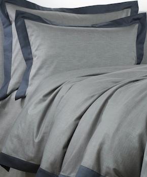 Комплект постельного белья Marco, цвет Blu notte, состав хлопок 100%