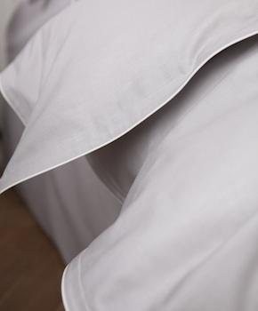 Пододеяльник - Комплект постельного белья Stefano, цвет Lilla, состав хлопок 100%