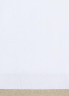Образец ткани для пошива постельного белья - модель Carmini, цвет Sable/песок, - египетский хлопок 100%