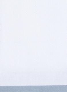 Образец ткани для пошива постельного белья - модель Carmini, цвет Sion/серо-голубой - египетский хлопок 100%