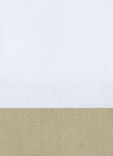 Образец ткани для пошива постельного белья - модель Canonica, цвет Sable/песок - египетский хлопок 100%