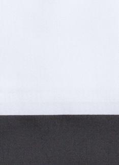 Образец ткани для пошива постельного белья - модель Canonica- цвет grisaglia/графит - египетский хлопок 100%