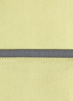 Образец ткани для пошива постельного белья - модель Комплект постельного белья Andrea, цвет Lime, состав хлопок 100%