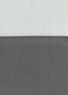 Образец ткани для пошива постельного белья - модель Ariano - цвет Griggio - египетский хлопок 100%