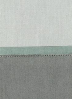 Образец ткани для пошива постельного белья - модель Комплект постельного белья Clemente, цвет Eatadio, состав хлопок 100%