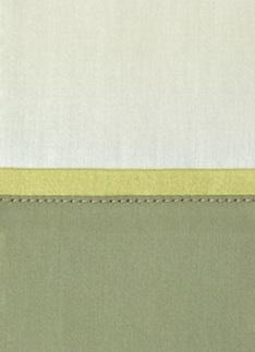 Образец ткани для пошива постельного белья - модель Комплект постельного белья Clemente, цвет Oliva, состав хлопок 100%