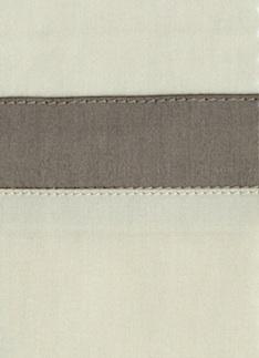 Образец ткани для пошива постельного белья - модель Cristina - цвет Panna - египетский хлопок 100%