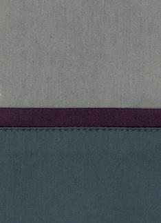 Образец ткани для пошива постельного белья - модель Murano - цвет Mare - египетский хлопок 100%