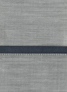 Образец ткани для пошива постельного белья - модель Комплект постельного белья Polo, цвет Blu Notte, состав хлопок 100%
