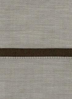 Образец ткани для пошива постельного белья - модель Комплект постельного белья Polo, цвет Chocolat, состав хлопок 100%