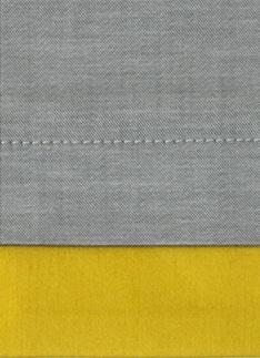 Образец ткани для пошива постельного белья - модель Samuele - цвет Dijon - египетский хлопок 100%