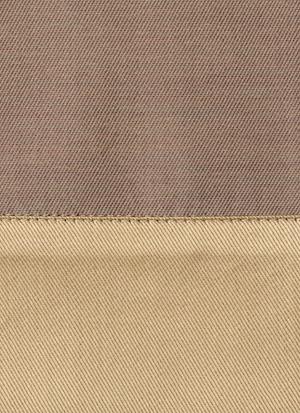 Образец ткани для пошива постельного белья - модель San Marco - цвет Cacao/какао - египетский хлопок 100%