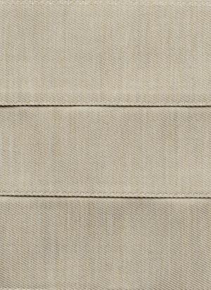 Образец ткани для пошива постельного белья - модель Rialto - цвет Oro bianco/белое золото - египетский хлопок 100%