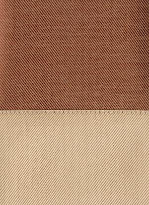 Образец ткани для пошива постельного белья - модель San Marco - цвет Terracotta/терракотта - египетский хлопок 100%