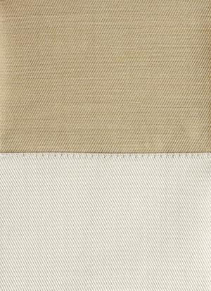 Образец ткани для пошива постельного белья - модель San Marco - цвет Oro/золото - египетский хлопок 100%