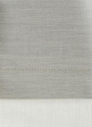 Образец ткани для пошива постельного белья - модель Palazzo - цвет Argento/серебро - египетский хлопок 100%