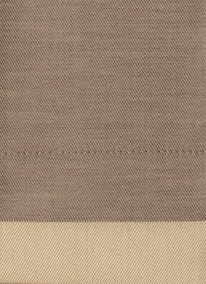 Образец ткани для пошива постельного белья - модель Palazzo - цвет Cacao/какао - египетский хлопок 100%