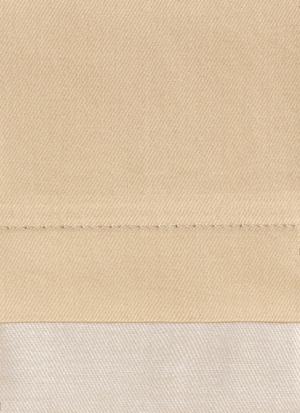 Образец ткани для пошива постельного белья - модель Palazzo - цвет Sable/песок - египетский хлопок 100%