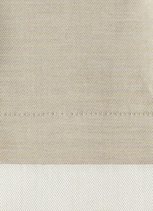 Образец ткани для пошива постельного белья - модель Palazzo - цвет Oro bianco/белое золото - египетский хлопок 100%